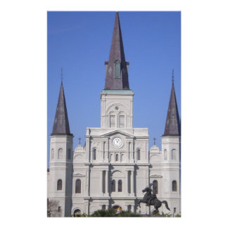 St Louis Cathedral Stationery
