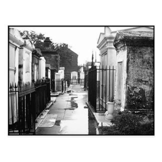 St. Louis Cemetery No. 1 Postcard