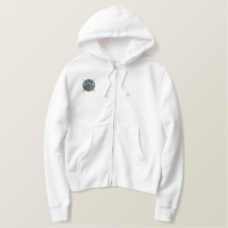 St Louis Curling Club Embroidered sweatshirt