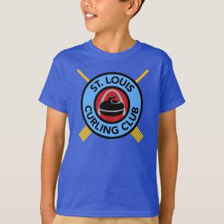 St Louis Curling Club kids shirt