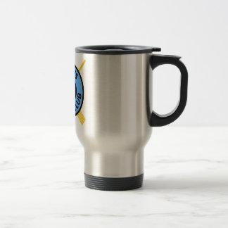 St Louis Curling Club Travel Mug