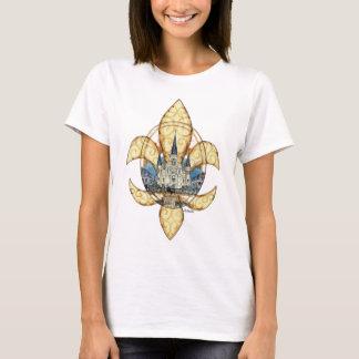St. Louis Fleur de Lis T-Shirt