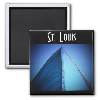 St. Louis Magnet - Customized