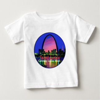 St. Louis Missouri Baby T-Shirt