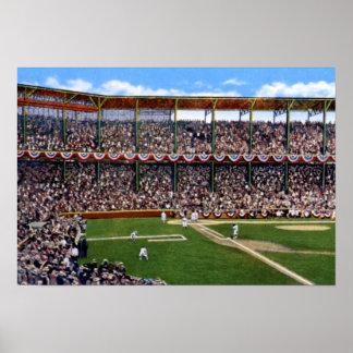 St Louis Missouri Baseball at Sportsman s Park Print