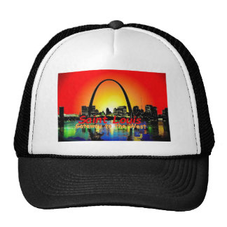 St. Louis Missouri Trucker Hat