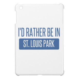 St. Louis Park Cover For The iPad Mini