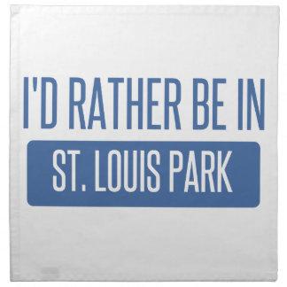 St. Louis Park Napkin