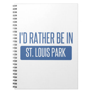 St. Louis Park Notebook