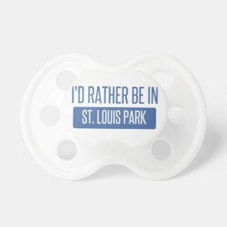 St. Louis Park Pacifier