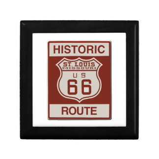 St Louis Route 66 Gift Box