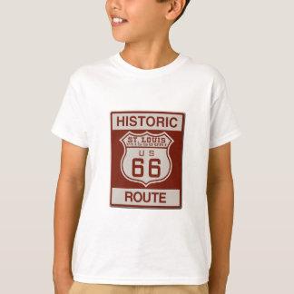St Louis Route 66 T-Shirt