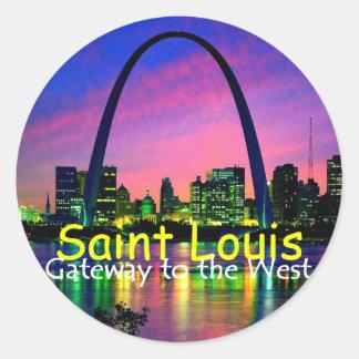 St. Louis Sticker