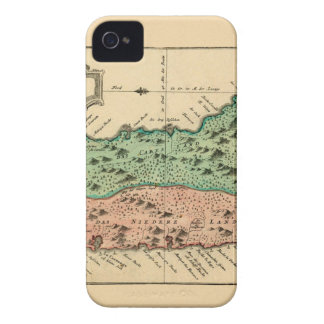 St Lucia 1758 iPhone 4 Cover