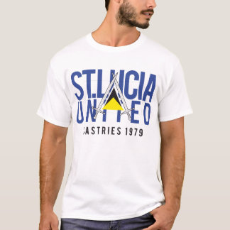 St Lucia United #2 T-Shirt