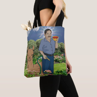 St.Luis at the Ready Tote Bag