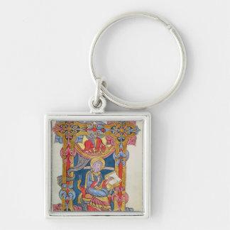St. Luke Keychain