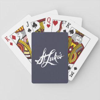 St. Luke's Playing Cards