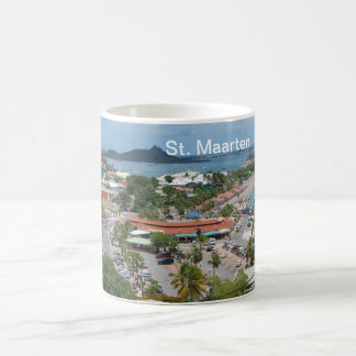 St. Maarten - Marigot Bay Coffee Mug