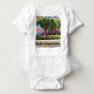 St. Maarten Sign Baby Bodysuit