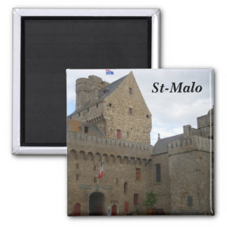 St-Malo - Magnet