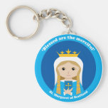 St Margaret de l'Ecosse Porte-clef