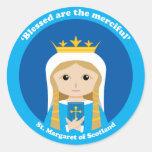 St. Margaret of Scotland Stickers