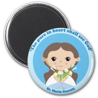St. Maria Goretti Magnet