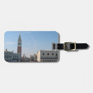 St. Mark's Square from the Grand Canal Luggage Tag