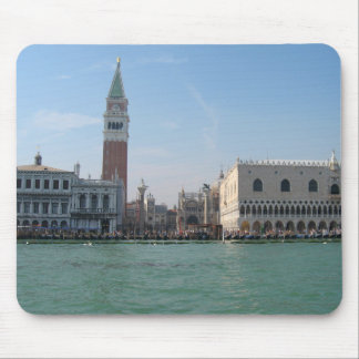 St. Mark's Square from the Grand Canal Mouse Pad