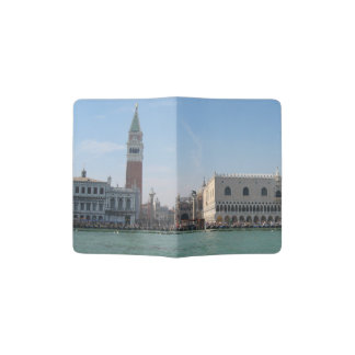 St. Mark's Square from the Grand Canal Passport Holder