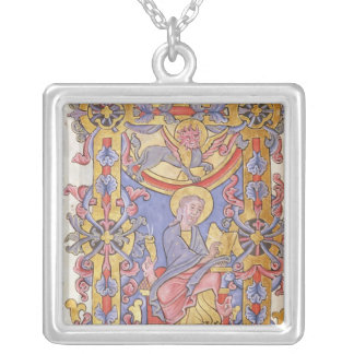St. Mark Silver Plated Necklace