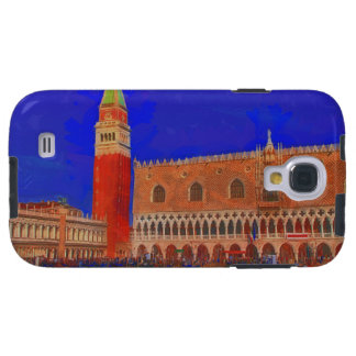 St Mark's Square Piazzetta painting