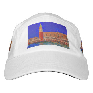 St Mark's Square Piazzetta painting Hat