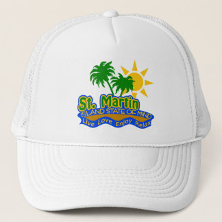 St. Martin State of Mind hat - choose color
