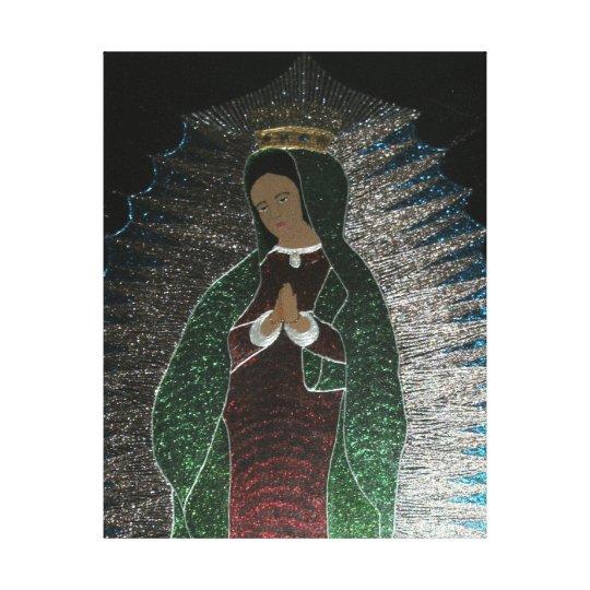 St Mary Canvas Print