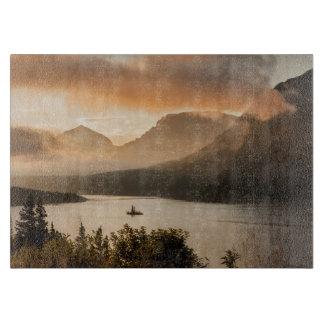St. Mary Lake | Glacier National Park, Montana Boards