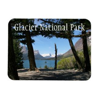 St. Mary Lake, Glacier National Park, Montana Magnet
