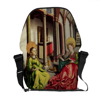 St. Mary Magdalene and St. Catherine of Alexandria Messenger Bags