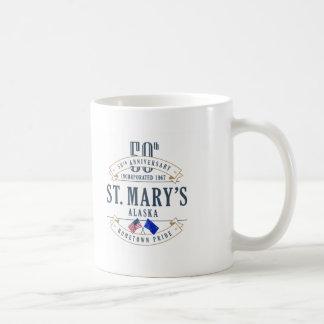 St. Mary's, Alaska 50th Anniversary Mug