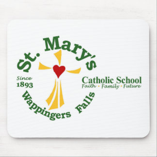 St. Mary's Catholic School Mouse Pad