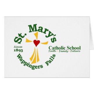 St. Mary's Catholic School Note Cards