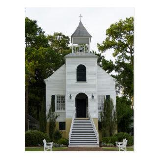 St. Mary's Chapel 2 Postcard