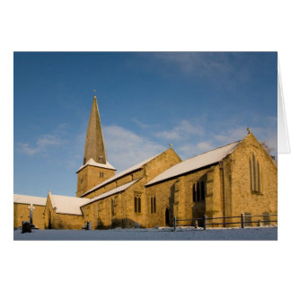 St Mary's Church Cleobury Mortimer Card