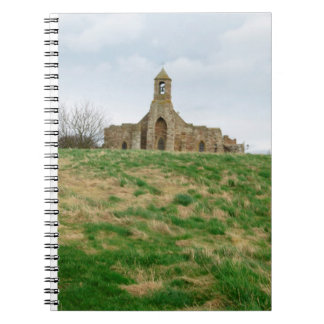 St. Mary's Church- Holy Island Spiral Note Book