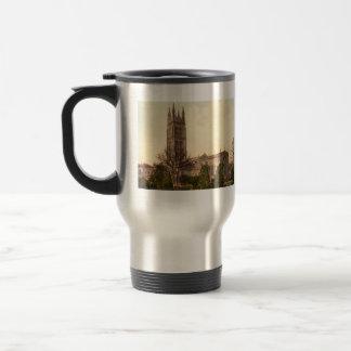 St Mary's Church, Taunton, Somerset, England Stainless Steel Travel Mug