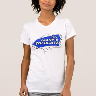 St. Mary's Wildcats shirt