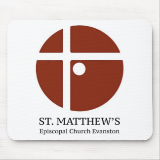 St. Matthew's Products Mouse Pad