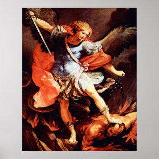 St Michael Archangel 02A Poster