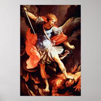 St Michael Archangel 02B Poster